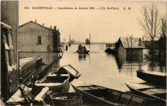 Alfortville - L'Ile St-Pierre 94 Alfortville