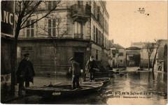 Alfortville - Debarquement Rue du Parc 94 Alfortville