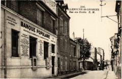 Villeneuve Saint Georges - Rue des Ecoles 94 Villeneuve-Saint-Georges