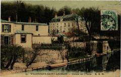 Villeneuve Saint Georges - Chateau sur l'Yerres 94 Villeneuve-Saint-Georges