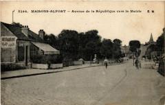 Maisons-Alfort - Avenue de la Republique 94 Maisons-Alfort