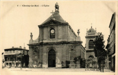 Choisy le Roi - L'Eglise 94 Choisy-le-Roi