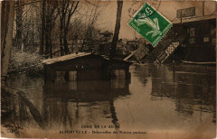 Alfortville - Debarcadere des Bateaux parisiens 94 Alfortville