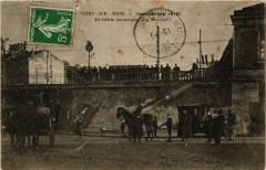 Vitry-sur-Seine - La Genie emmenant son Material 94 Vitry-sur-Seine