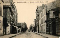 Saint-Mande - Avenue Saint-Marie 94 Saint-Mandé