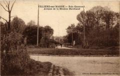Villiers sur Marne - Bois Gaumont 94 Villiers-sur-Marne