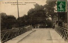 Villiers sur Marne - Route de Combault 94 Villiers-sur-Marne
