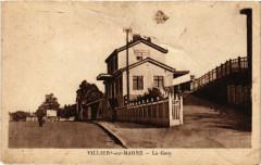 Villiers-sur-Marne - La Gare 94 Villiers-sur-Marne
