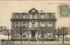 Bobigny - La Mairie - Bobigny