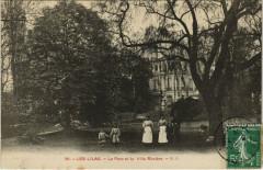 Les Lilas - La Parc et la Villa Roziere - Les Lilas