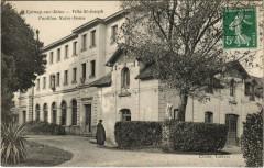 Epinay-sur-Seine - Villa St.-Joseph Pavilon notre-Dame - Épinay-sur-Seine