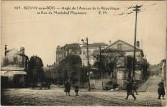 Rosny-sous-Bois - Angle de l'Avenue de la République 93 Rosny-sous-Bois