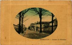 Pierrefitte Carrefour de Villetaneuse - Villetaneuse