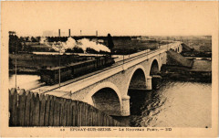 Epinay-sur-Seine - La Nouveau Pont - Épinay-sur-Seine