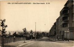 Le Pré-Saint-Gervais - Rue Jean-Jaurés - Le Pré-Saint-Gervais