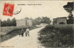 Chevannes Aqueduc de la Vanne - Chevannes
