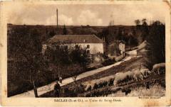 Saclas - Usine de Saint-Denis - Saclas