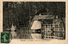 Brunoy - Les Vallées - Chute de la Source Bréhant - Brunoy