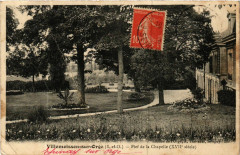 Villemoisson-sur-Orge - Fief de la Chapelle - Villemoisson-sur-Orge