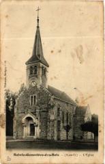 Sainte-Genevieve-des-Bois - L'Eglise - Sainte-Geneviève-des-Bois