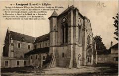 L'Eglise - Longpont-sur-Orge