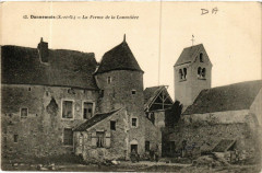 Dannemois - La Ferme de la Louvetiere - Dannemois