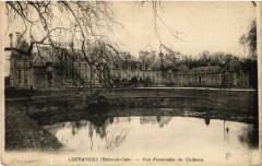 Courances - Vue d'ensemble du Chateau - Courances