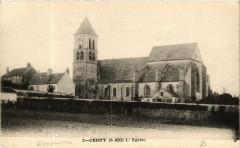 Cerny - L'Eglise - Cerny