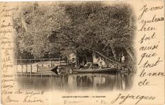 Brunoy-les-Vallées - La Canotage - Brunoy