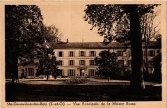 Sainte-Genevieve-des-Bois - Vue Principale de la Maison Russe - Sainte-Geneviève-des-Bois