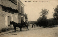 Saint-Vrain - Carrefour du Petit Saint-Vrain - Saint-Vrain
