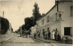 Saint-Michel-sur-Orge - Hotel Restaurant E. Belleville - Saint-Michel-sur-Orge