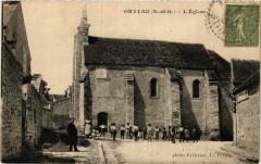 Orveau - L'Eglise - Orveau