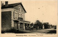Morsang-sur-Orge - Parc Beausejour - Les Tilleuls - Morsang-sur-Orge