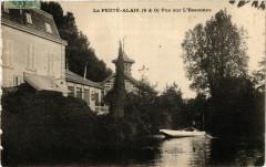 La Ferte-Alais - La Ferté-Alais - Vue sur L'Essonnes - La Ferté-Alais