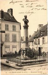 La Ferte-Alais - La Ferté-Alais - Monument Carnot - La Ferté-Alais