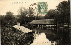 La Ferte-Alais - La Ferté-Alais - Le Lavoir - La Ferté-Alais