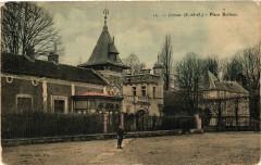Crosne - Place Boileau - Crosne