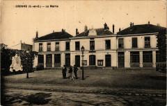 Crosne - La Mairie - Crosne