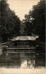 Courances - Parc du Chateau - Les Cascades - Courances