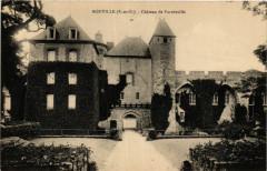 Bouville - Chateau de Farcheville - Bouville