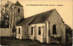 Villemoisson-sur-Orge - L'Eglise - Villemoisson-sur-Orge