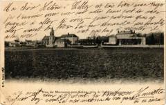 Morsang-sur-Seine - Vue prise de Coudray-Monceaux - Morsang-sur-Seine