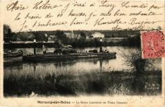 Morsang-sur-Seine - La Seine - Environs du Vieux Garcon - Morsang-sur-Seine