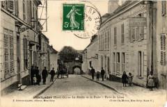 La Mairie et la Poste - Porte de Linas - Montlhéry