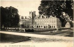 Courances - Le Chateau de Courances - Courances