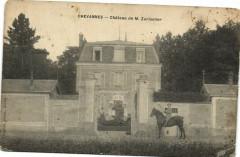 Chevannes-Cháteau de M. Zuriseller - Chevannes