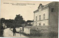 Orveau-Route venant de Longueville - Orveau