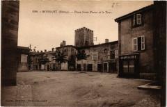 Mornant - Place St-Pierre et la Tour - Mornant