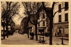 Oullins - Rue de la Gare - Oullins